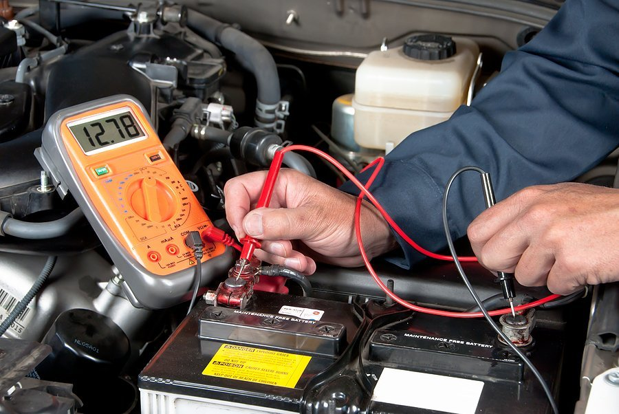 Automotive Electrical System Troubleshooting in Phoenix