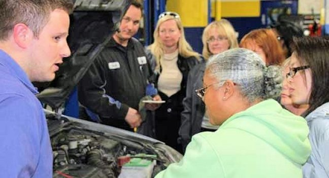 Phoenix Auto Repair Learning Center