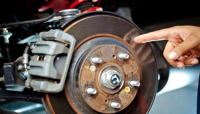 Auto Brake System Repair