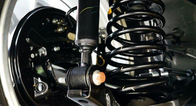 Auto Repair Automobile Suspension