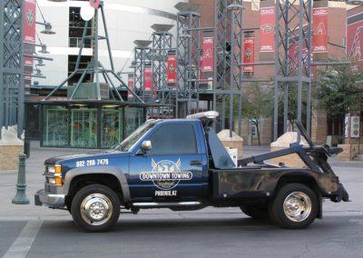 Phoenix auto repairs free towing service