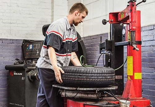 Tire and Wheel Service in Phoenix