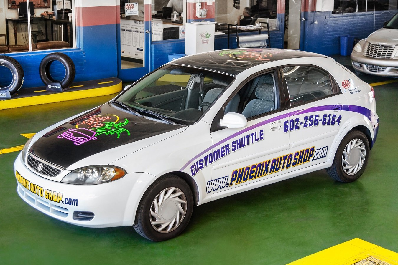 Electrical Specialty Car Repair Shop