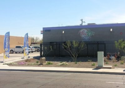 The Auto Shop in Phoenix north store front