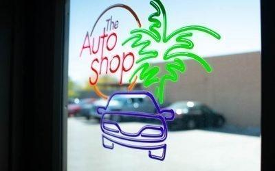 The Auto Shop's new website!