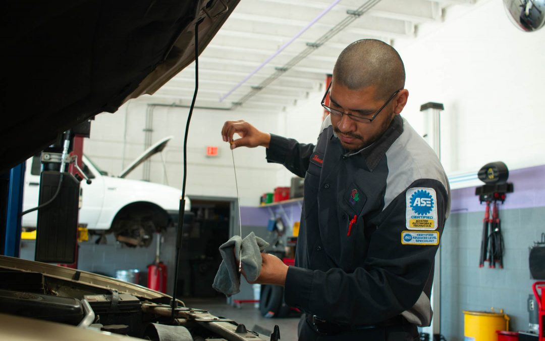 Oil Change in Phoenix: Why The Auto Shop is Always On the Way